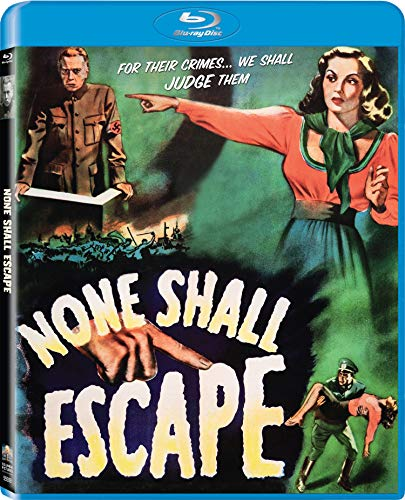 None Shall Escape [Blu-ray]