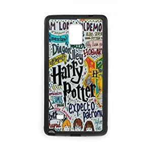 Samsung Galaxy Note 4 Phone Case for Classic theme Harry Potter pattern design GCTHRPT749981