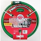 Swan Hose SNHR58150 Hose Reel Hose - 0.63 in. x 150 ft.
