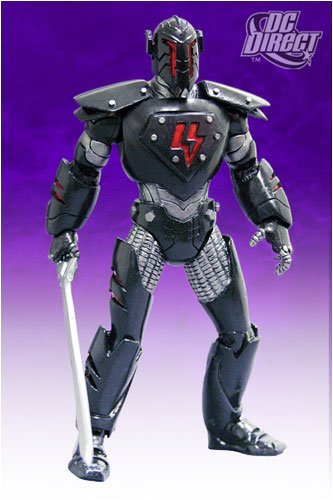 Elseworlds Series 4: Dark Side Superman 'Evil' Variant Action Figure Dc Direct Elseworlds Series