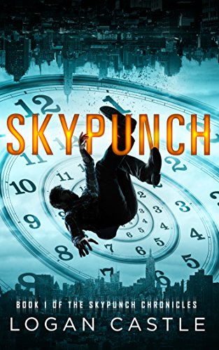 He must somehow find a way to survive in an apocalyptic alternate reality if he's ever to make it back home…Skypunch by Logan Castle is featured in today's Kindle Daily Deals