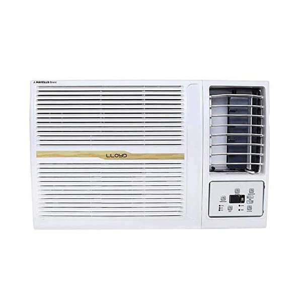 Lloyd 1.5 Ton 3 Star Window AC (GLW18B32WAZS) 2021 July The strong dehumidification unit alternatively operates in cooling mode or fan mode and ensures effective dehumidification without lowering the room temperature. On restoration of power after a sudden power failure, the AC will restart automatically and will operate based on the previous setting Remote Controlled Operation