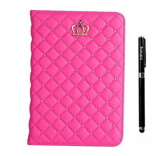 inShang iPad mini 4 Case for ipad mini4 (Sep 2015 Release) Stand Cover With Auto Sleep Wake Function+1pc High end class business stylus Pen
