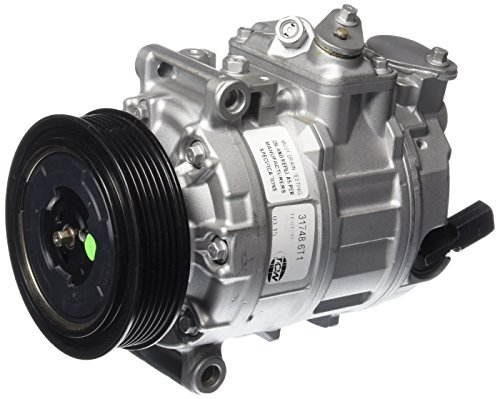 TCW 31748.6T1 A/C Compressor and Clutch (Tested Select) ()