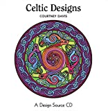 Celtic Designs, Courtney Davis, 1844480798