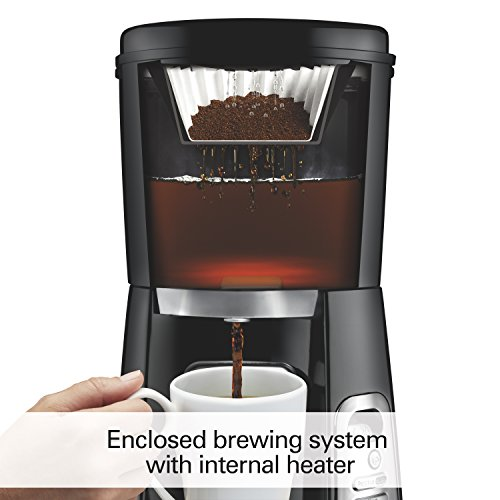 Hamilton Beach 10-Cup Coffee Maker, Programmable BrewStation Dispensing Coffee Machine (47380) by Hamilton Beach (Image #1)