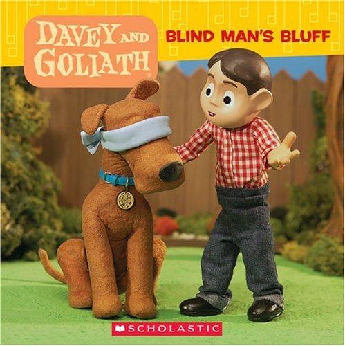 Blind Man's Bluff (Davey & Goliath Storybook)