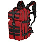 Maxpedition Falcon-II Backpack, Fire/EMS Red by Maxpedition