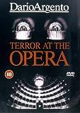 Terror At The Opera [1988] [DVD]