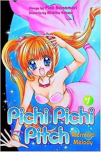 Amazoncom Pichi Pichi Pitch 1 Mermaid Melody 9780345491961