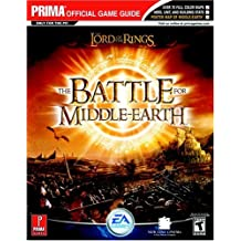 The Lord of the Rings: The Battle for Middle-earth: Prima Official Game Guide