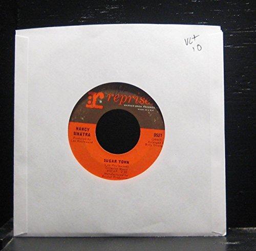 Nancy Sinatra 45 RPM Summer Wine / Sugar Town