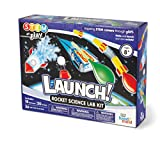 hand2mind Launch! Rocket Kids Science Kits, 18 STEM Experiments and Activities, Make Your Own Rocket and Solar System, Rocket Races   Educational Toys   STEM Authenticated