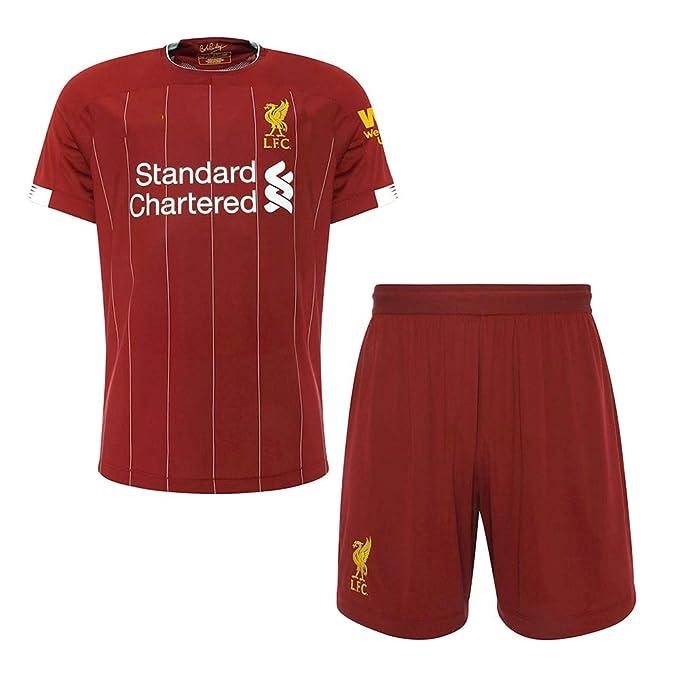Amazon Com Fashfkjas Liverpool Home 2019 2020 11 M Salah