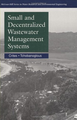 Small & Decentralized Wastewater Management - Management System Water