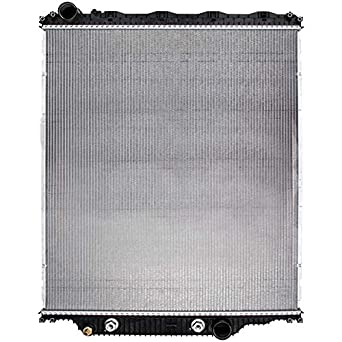 Replacement 239048 Plastic Tank/Aluminum Radiator with Oil Cooler Mack Volvo CHU CHN GU VHD