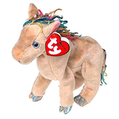Ty Beanie Babies the Horse Zodiac: Toys & Games