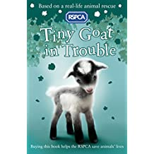 RSPCA: Tiny Goat in Trouble