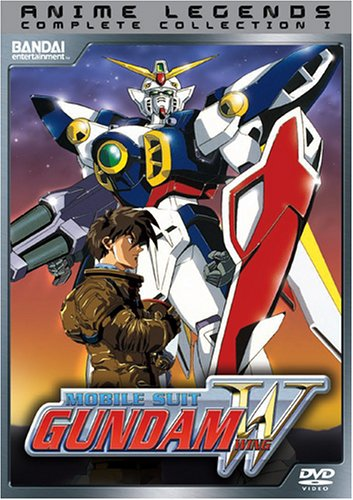 Mobile Suit Gundam Wing: Complete Collection 1 [DVD] [Import] B000CEV3NM
