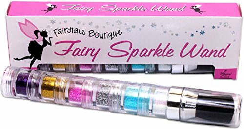 Fairytale Boutique Fairy Sparkle Wand Body Glitter (Fairy Tale Kid)