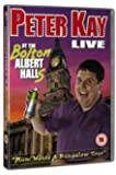 Peter Kay - Live At The Bolton Albert Halls [DVD] [2003]