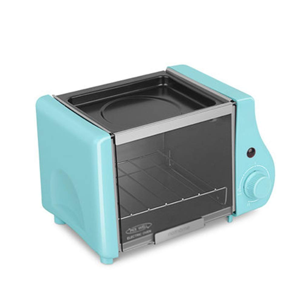 MWNV ミニオーブン多機能小容量オーブン急速加熱オーブン自動小型電気オーブン -86 オーブン   B07NWYRD7R
