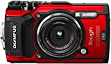 cover of Olympus TG-5 Waterproof Camera with 3-Inch LCD, Red (V104190RU000)