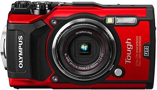 Olympus TG-5 Waterproof Camera with 3-Inch LCD,