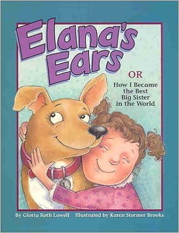 Elana's Ears(By-Gloria Roth Lowell)