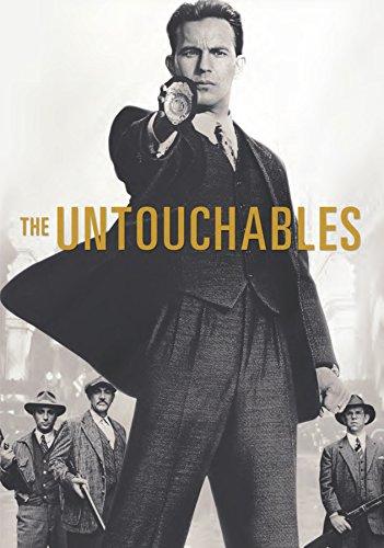 DVD : The Untouchables (Anniversary Edition, Widescreen, Amaray Case)