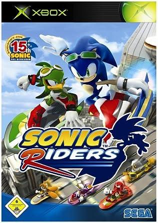 Sonic Riders [Importación alemana] [Xbox]: Amazon.es: Videojuegos