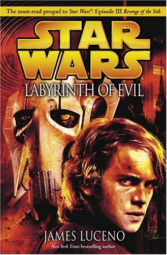 Star Wars: Labyrinth of Evil - Book  of the Star Wars Legends