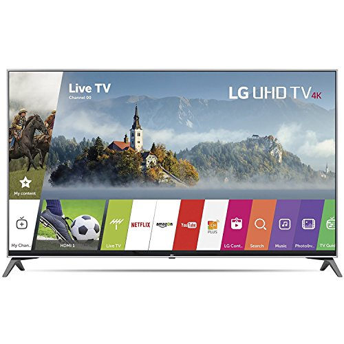 "55UJ7700 55"""" 4K UHD HDR Smart LED TV with Active HDR with Dolby Vision  IPS Technology  True Color Accuracy  Wi-Fi Built In  in"" 767415"