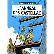 Johan et Pirlouit 11 Anneau de Castellac