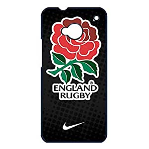 Htc One M7 Case Fantasy England Rugby Phone Case Cover For Htc One M7 Fashionable England Rugby Case