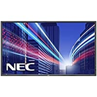 NEC Monitor 90 LED Backlit Commercial-Grade Monitor - 90 LCD - 1920 x 1080 - Direct LED - 350 Nit - 1080p - HDMI - USB - DVI - SerialEthernet (Certified Refurbished)