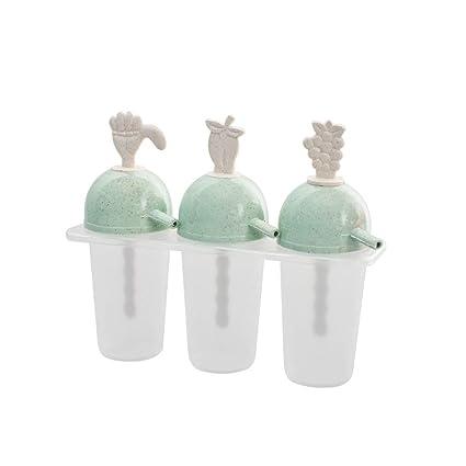 Youeneom Party moldes para paletas de hielo especiales para el ...