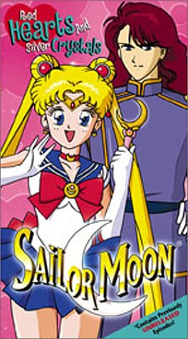 Sailor Moon - Red Hearts & Silver Crystals (TV Show, Vol. 5) [VHS]