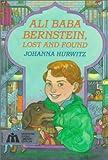 Ali Baba Bernstein, Lost and Found, Johanna Hurwitz, 0688114555