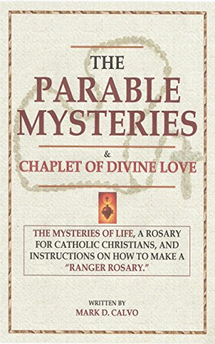 The Parable Mysteries The Mysteries Of Life Rosary Of Jesus And