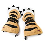 Veyo Mittyz - Tiger Paw Waterproof and Warm Easy On Winter Kids Mittens