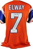 Broncos John Elway Authentic Signed Orange Crush Jersey Autographed PSA/DNA