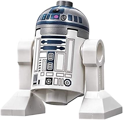 R2D2 Lego Star Wars Minifigures