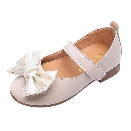 compras múltiples colores buen servicio Zapatos de Vestir para Niñas Bebé Niños Zapatos Lindos Niños Niñas ...