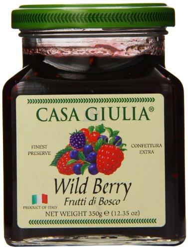 Casa Giulia Jam, Wild Berry, 12.35 Ounce