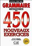 Grammaire 450 Exercices, Niveau Debutant, Sirejols, Evelyne and Tempesta, Giovanna, 2090338334