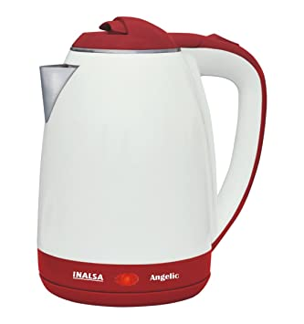 Inalsa Electric Kettle Double Wall Angelic 1.8 Litre