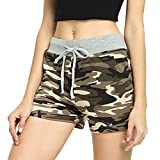 Perfashion Woman's Jogger Hot Shorts Workout Fitness Casual Pants Review
