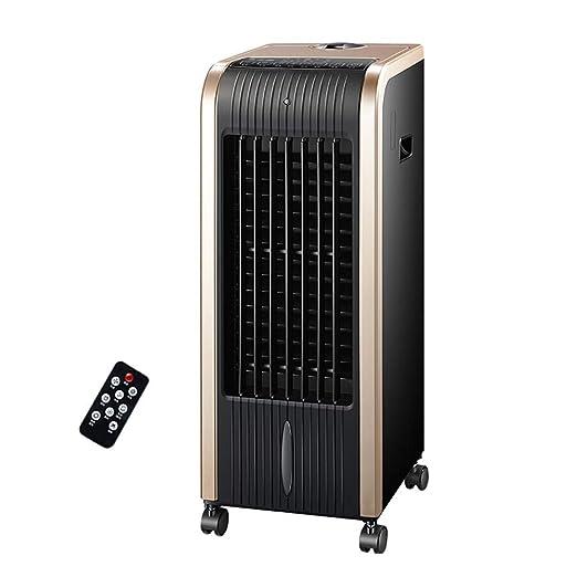 WDC Ventilador De Aire Acondicionado, Control Remoto Frío Y ...