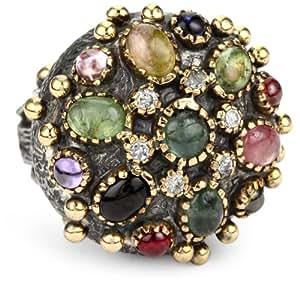 BORA Tourmaline Ring, Size 7